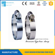 Hot selling worm gear seal clamp with low price