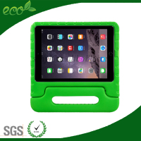 Environment Friendly EVA material waterproof stand tablet cover case for iPad