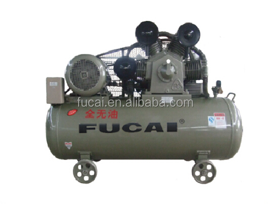 18.5KW25HP12Bar lab/medical/food oil free piston compressor