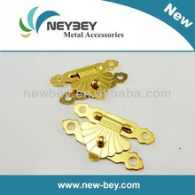 Fashion Metal Box Latch BL107 in Butterfly Shape for Jewelry Box