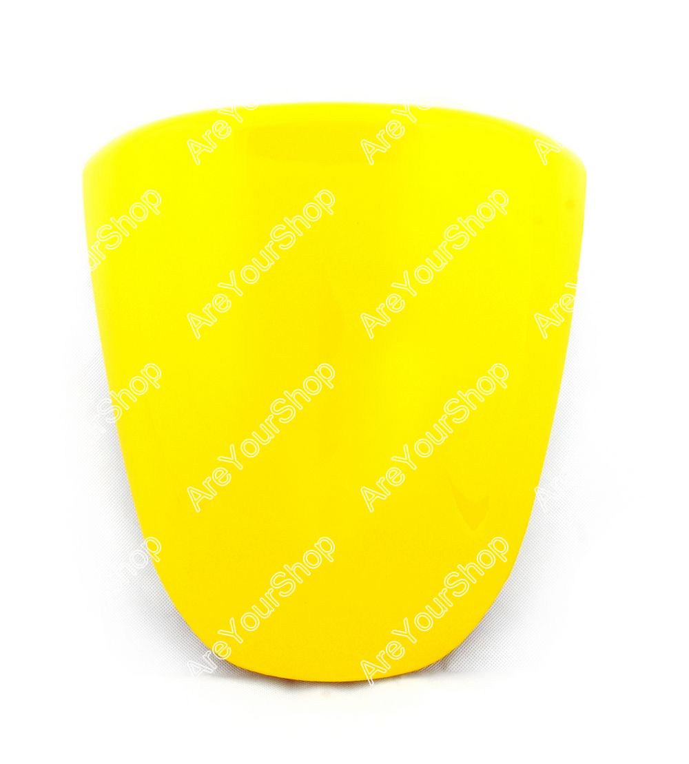 2015 New Arrival Motorcycle Rear Seat Cover cowl For Suzuki GSXR600 GSXR 600 SRAD 1996-1999 Yellow #TT1116