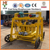 Hot sale QMY4-45 hollow mobile block making machine price
