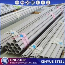 Top Quality 6 Inch AISI 201 202 304 304L 316 316L Seamless Stainless Steel Pipe