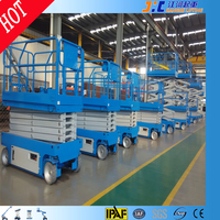 Factory Direct Sale Cheap Price Self Propelled Human Lift Table