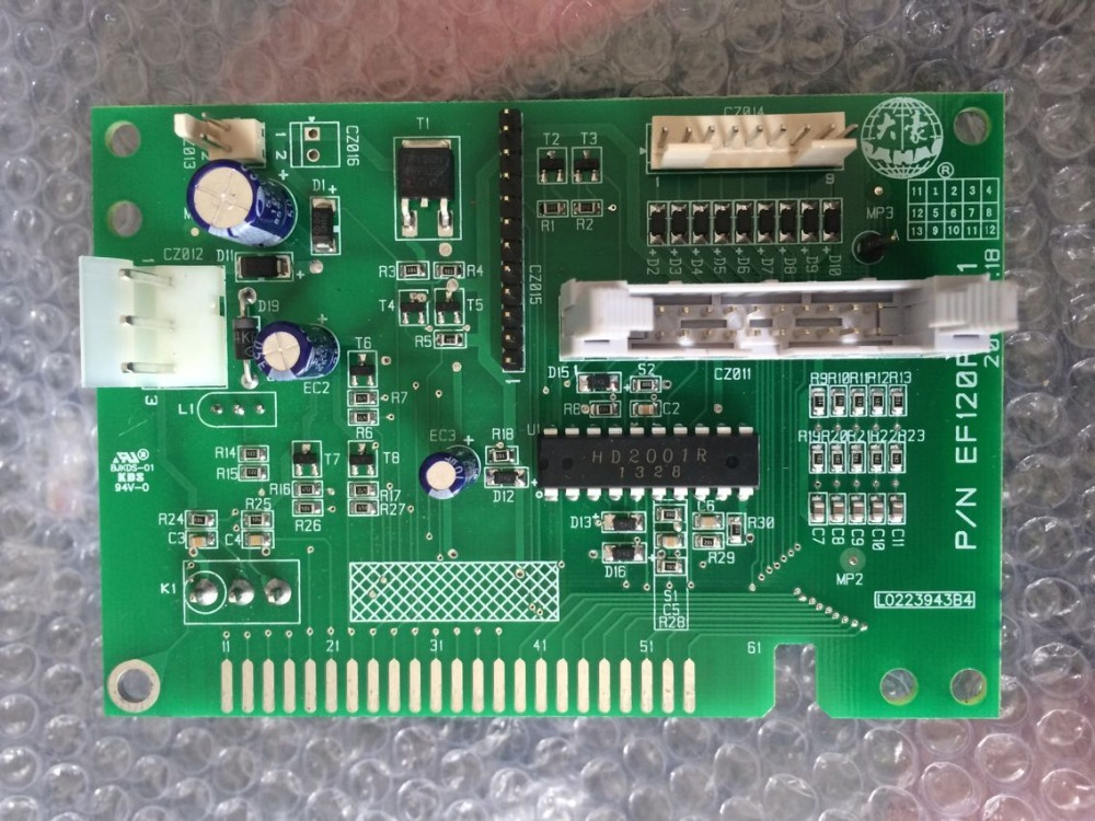 Embroidery machine spare parts Dahao electric board EF-120F Embroidery machine main board
