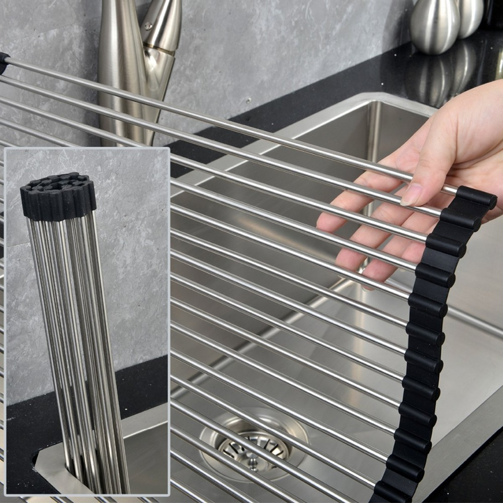 Over The Sink Drying Rack Best Large Commercial Kitchen Folding Over The Sink Compact