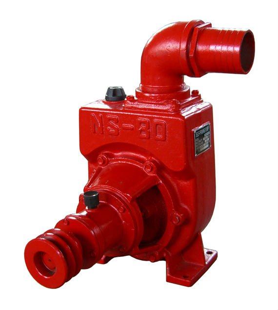 15HP self priming 6inch centrifugal diesel enginewater pumps