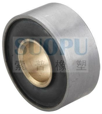 VOLVO bus suspension LEAF SPRING rubber bush