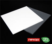 3mm thin transparent clear plastic PVC sheet for card making