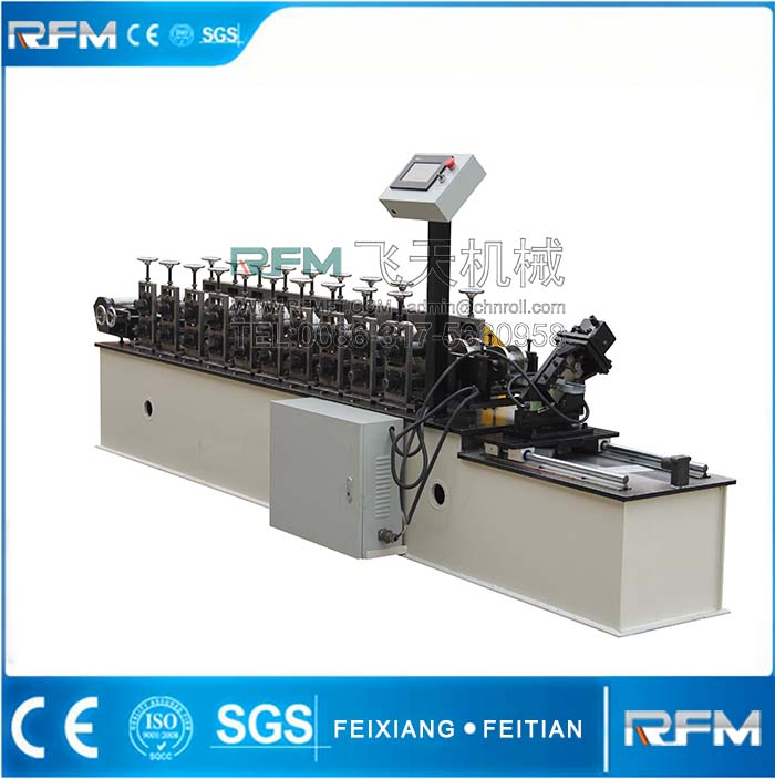 V Type Machine Production of Iron Profiles /Keel Forming Machine