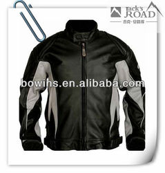 wholesale leather winter waterproof racing motorcycle suit