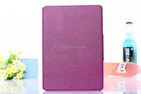 2014 Hot cover for ipad air case for ipad 6/Thin kickstand case coer for iPad Air 2 with card holder