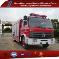 New Products Emergency Rescue 6000L Foam Fire Fighting Truck