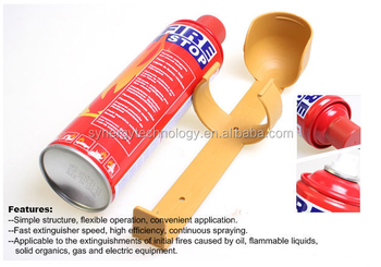 Best Quality Portable Foam Auto Fire Extinguisher