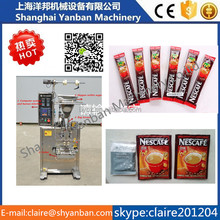 Factory Price Vertical 3 in 1 Coffee Powder Packing Machine YB-150F