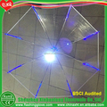 Newest 190T carom cloth LED Umbrella Customized