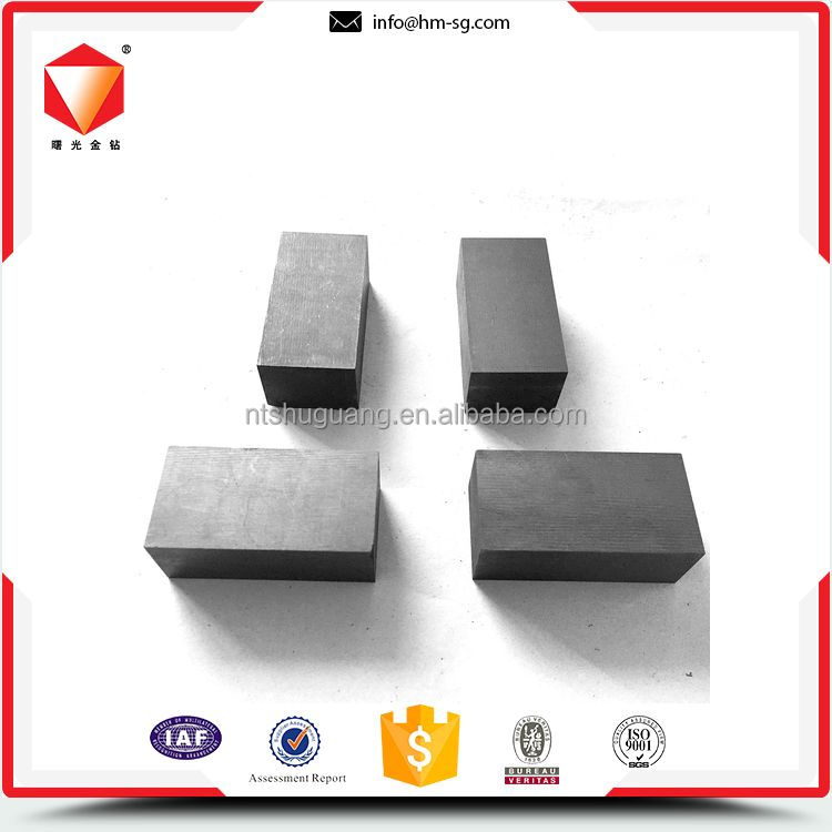 Best-selling first choice crystallization graphite block