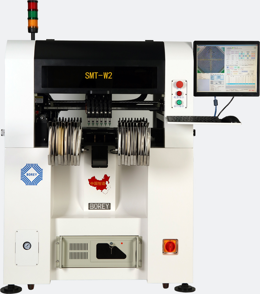 Wholesale Print Circuit Board Machine Online Buy Best Double Vision Strongcircuit Strong Assembly Line Electronics Production Equipment Pick