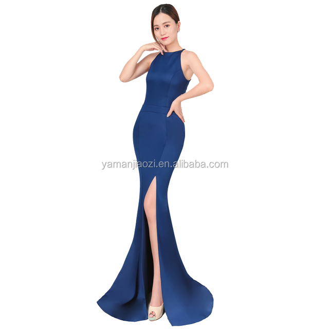 2017 Formal bridesmaid dresses for party brides maids dress