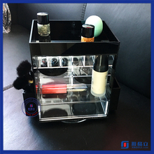 China supplier new products desktop make up organiser acrylic lipstick organizer
