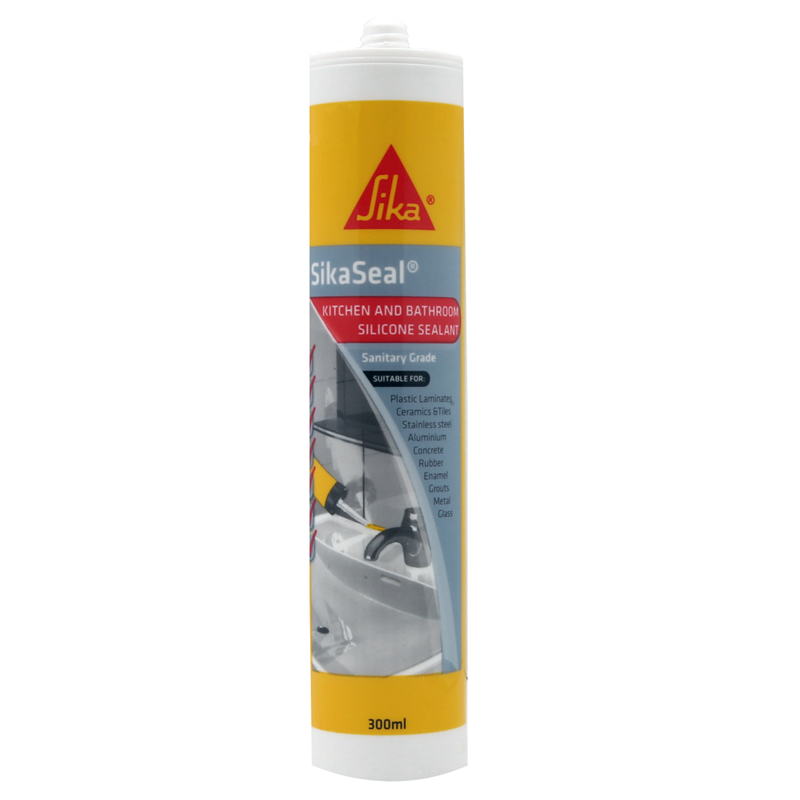Small MOQ Fast Dry Acetic Silicone Sealant