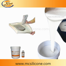 Liquid Food Grade RTV 2 Silicone for Cake Decoration Mould