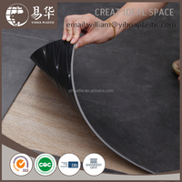 anti-slip pvc vinyl plank flooring,surface source flooring,waterproof flooring with rubber back