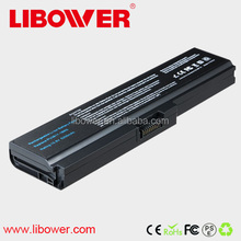 Laptop Use and Battery Pack Type Replacement Laptop Batter for Toshiba 3819 3816 3817 3818 Replacement 11.1v 12cell battery pack