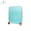 2018 New Product Women Suitcase Blue Sky Travel Luggage Bag