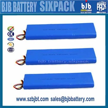 lithium ion battery, rechargeable 12 volt 5600Ah li ion battery,for led light Customized