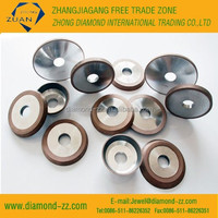 cnc stubbing grinding diamond wheel