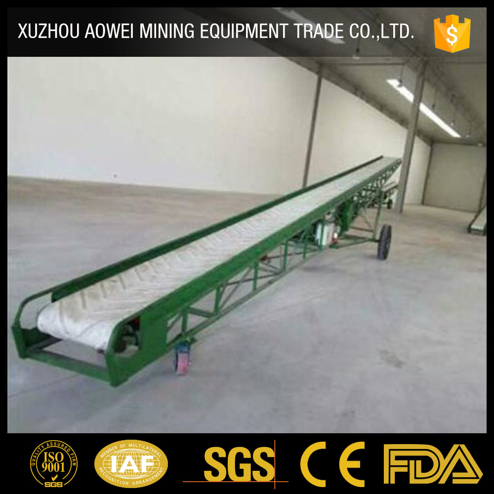 high quality tube 89 roller conveyor