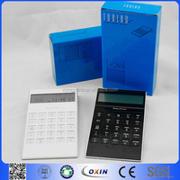 2016 Promotion Item Wholesale Alibaba China Supplier Colorful Solar Calculator Table Calculator