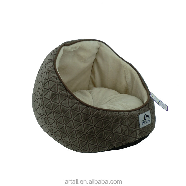 New Design comfort luxury pet beds dog cat home