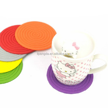 unique design Honeycomb silicone insulate table mat silicone pot anti slip heat holder pads mat silicone decorating desk mats