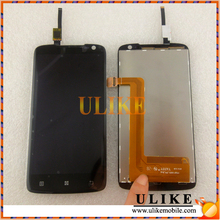 LCD screen display touch panel digitizer For Lenovo S820