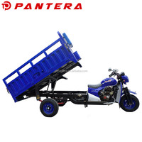 Water Cooled 250cc Adult Cargo Cheap Tricycle 3 Wheel Motorcycle