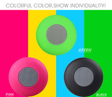 2017 consumer electronics Super loud Sound Shower Mini Speaker Waterproof Bluetooth Speaker