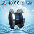 High Temperature Flexible Flange Type Rubber Expansion Joints