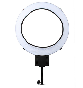 Nanguang pro led video light CN-R640 ring lamp for Photography