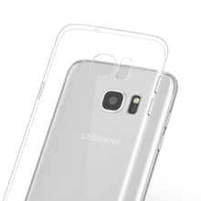 Fashionalbe Protective Free Transparents Phone Case For Samsung Galaxy S7