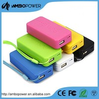 4400mah perfume power bank portable for mobile phone