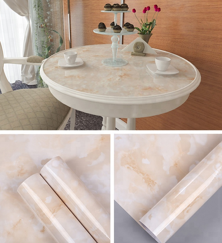 3d Wallpaper Marble Wallpaper Marble Furniture Foil Factory Price