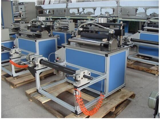 lithium ion battery cutting machine for cathode and anode electrode lithium battery cutter machine