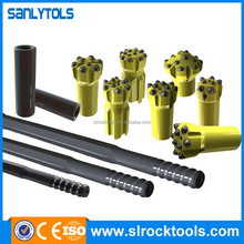 China Extension Drifter rock drill Rods for sale