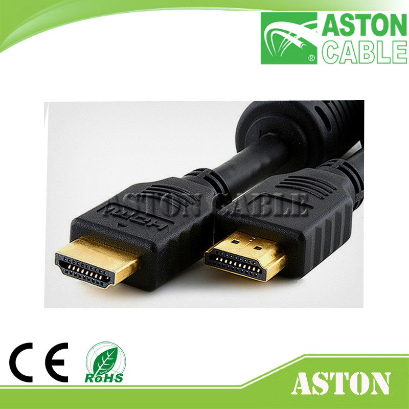 High speed 1.4v hdmi to hdmi cable wholesale computer video cables best 1m tv cable hdmi price
