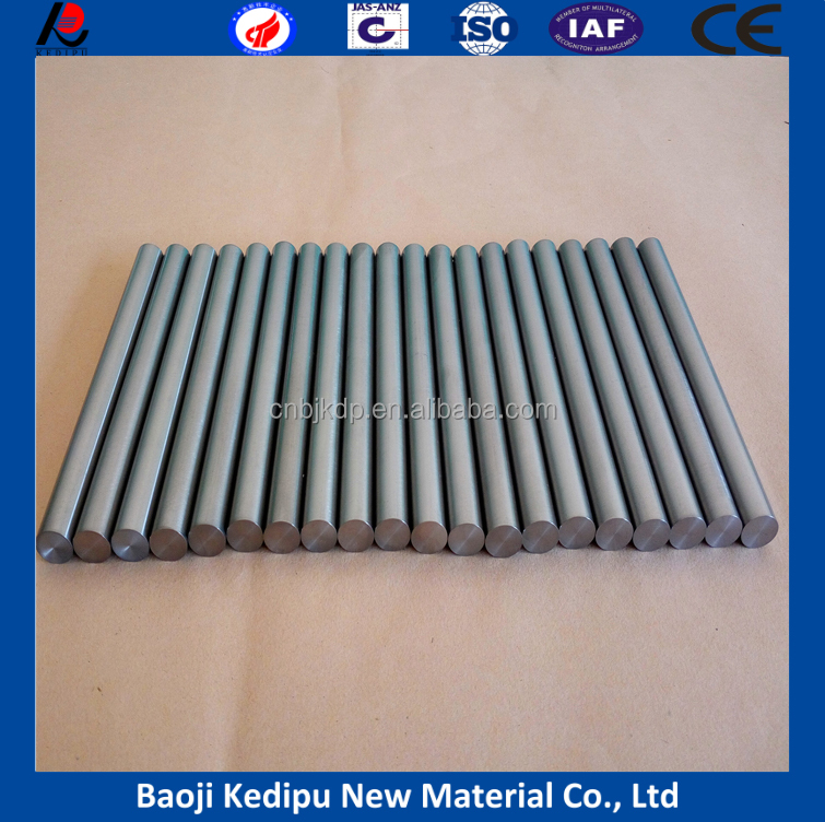 99.95% purity Niobium square/round bar/rod/tube