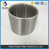 Stainless Steel Brush Self Cleaning Filter