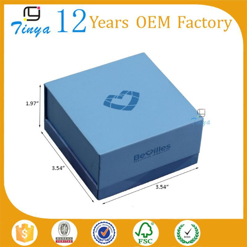 cotton filled boxes wholesale jewelry packaging