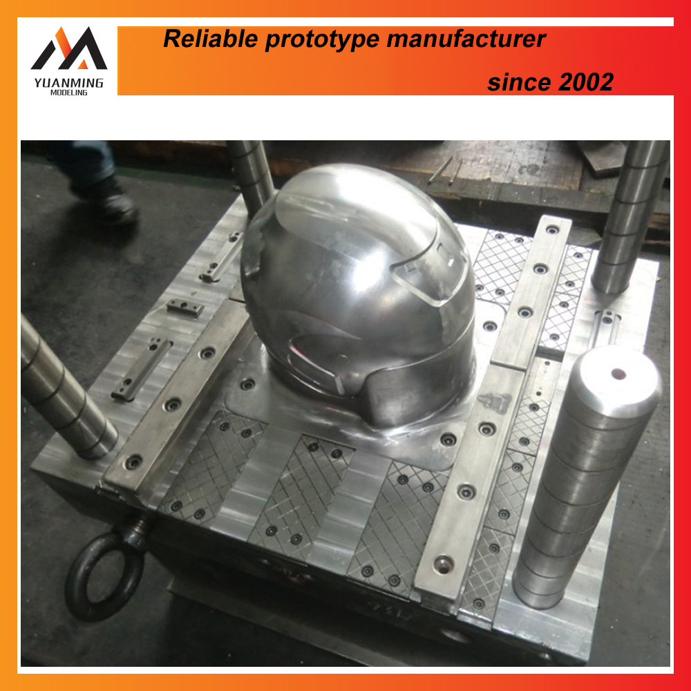 Plastic helmet mold Motorcycle Part Plastic Mould manufacturing